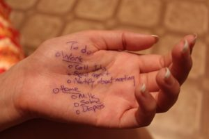 To-do list and burnout